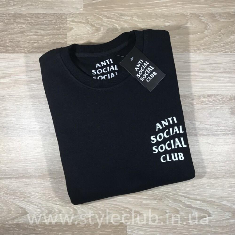 ASSC женский свитшот