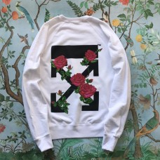 Свитшот OFF WHITE Rose