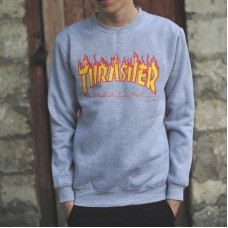 Thrasher свитшот мужской